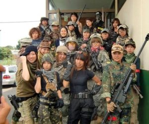 strike in jap
